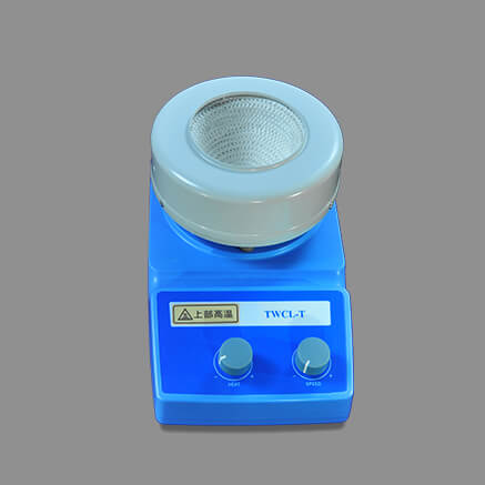 TWCL系列调温磁力搅拌器(5)