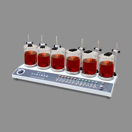 HJ系列磁力加热搅拌器(4)