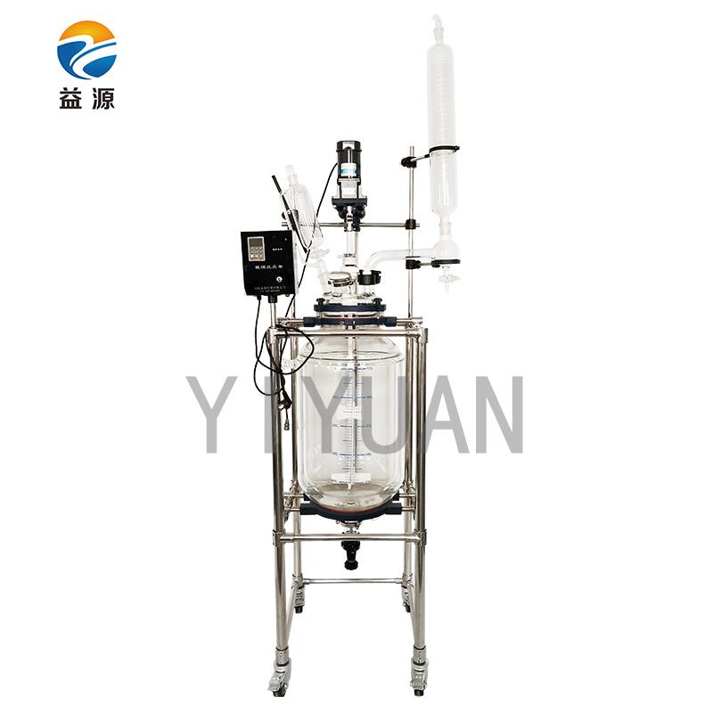 YYF系列50-150L双层玻璃反应釜