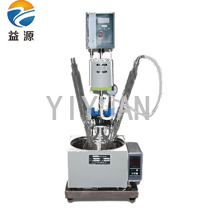 YYDF1-5升单层玻璃反应釜
