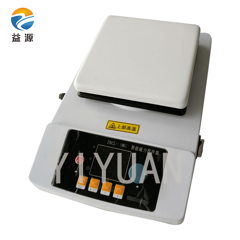 ZNCL-B智能平板型磁力搅拌器