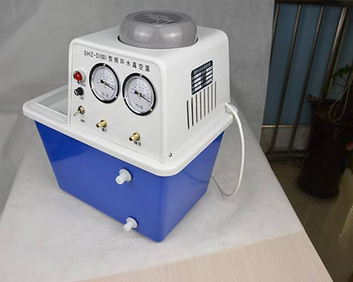 【真空泵】的使用方法及注意事项