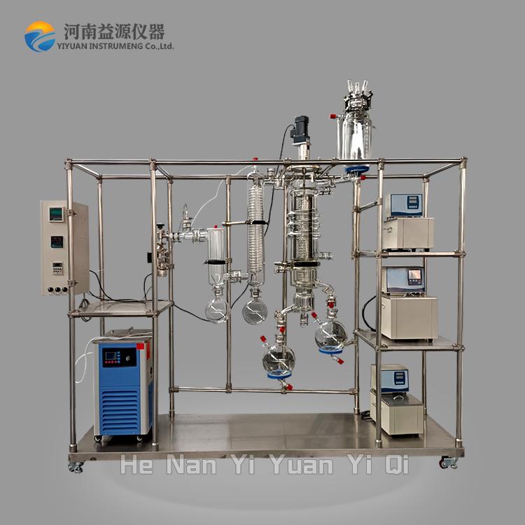 分子短程蒸馏器