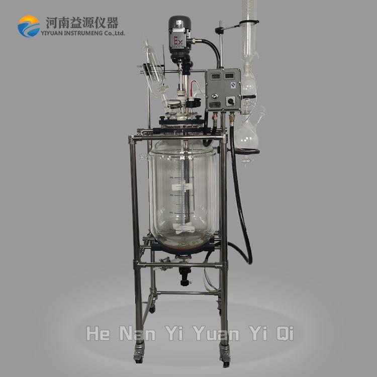 YYSF系列10-50L双层玻璃(防爆型)