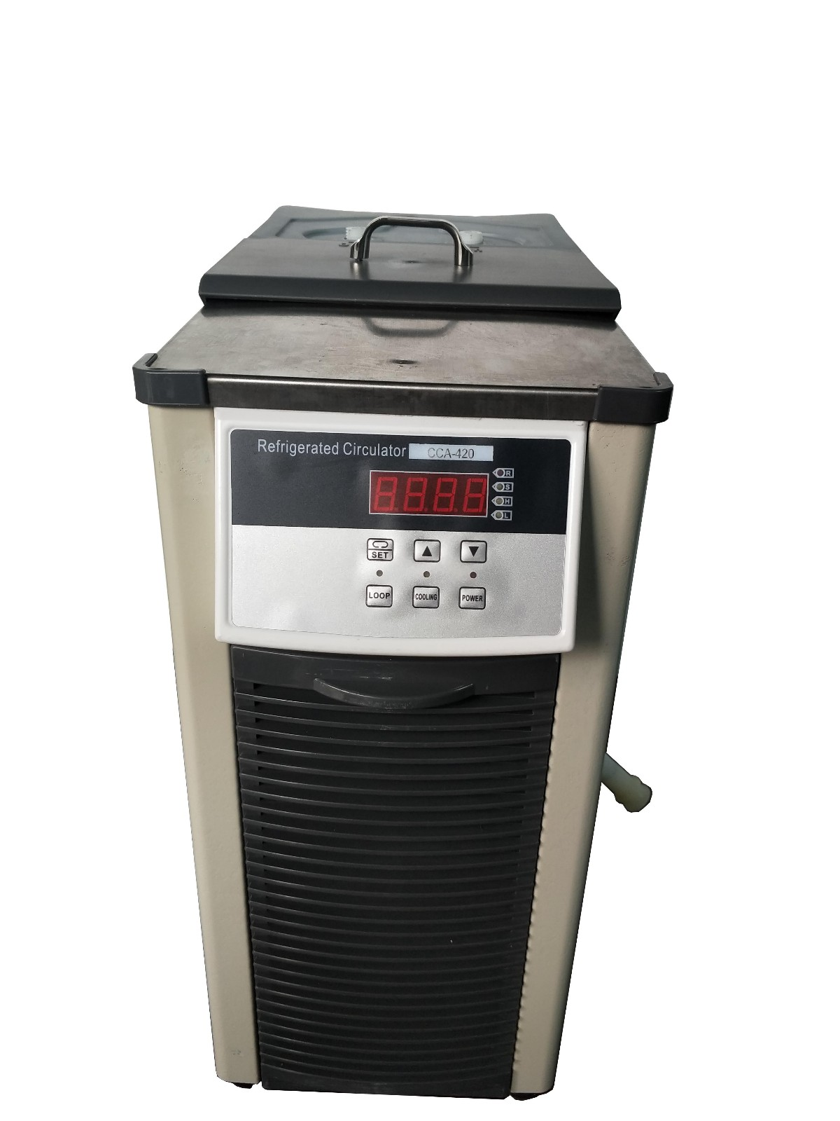 低温冷却液循环泵的系统组成以及