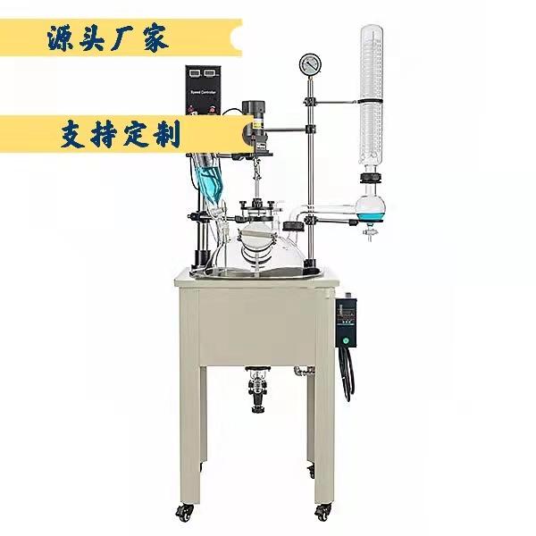 河南益源仪器玻璃反应釜在技术上