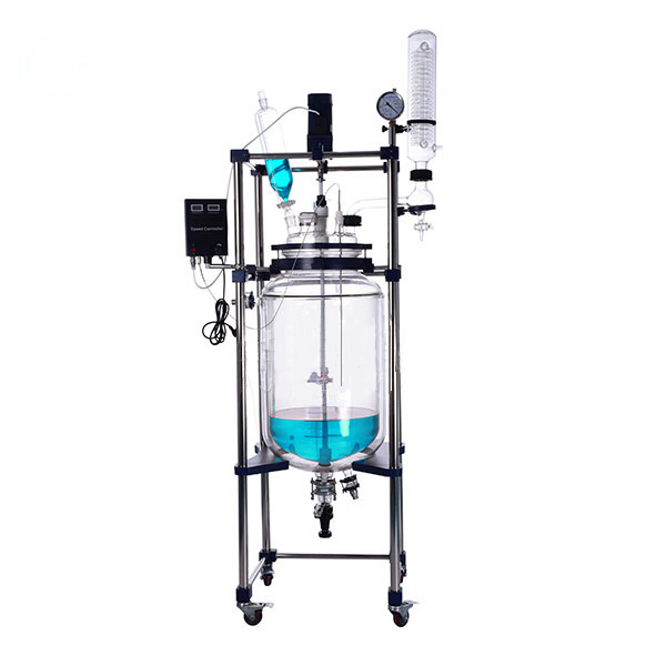 玻璃反应釜常见问题及解决方法