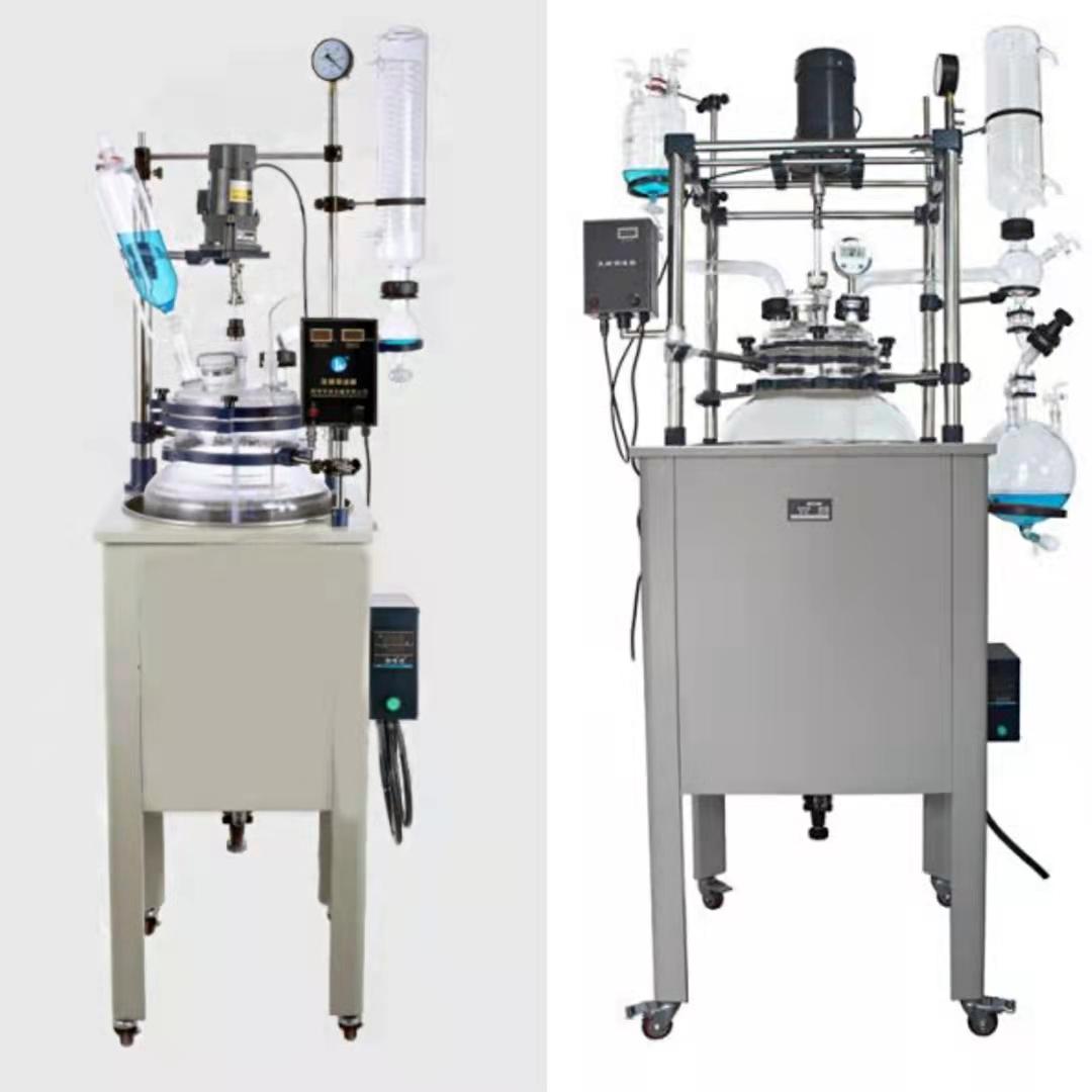 玻璃反应釜可以满足不同的实验需